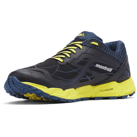 Columbia Caldorado III Scarpe Uomo, black/acid yellow